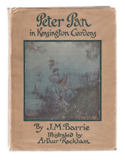 J. M. BARRIE'S PETER PAN (1930) ARTHUR RACKHAM, HODDER 1ST EDITION IN WRAPPER