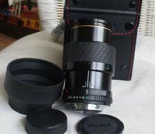 Sigma MD Macro 50mm F: 2.8 mit mFT Adapter für Panasonc & Olympus !!!