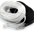 RJ11 to RJ11 ADSL Cable Modem Router Fast Sky Broadband BT Telephone Phone Lead