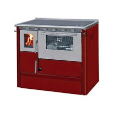 Solid fuel cooker 30 KW with central heating