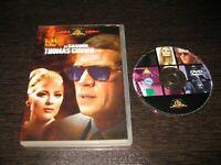 El Caso De Thomas Crown DVD Steve Mcqueen Faye Dunaway