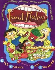 Food Rules: The Stuff You Munch, Its Crunch, Its Punch and Why You Som-ExLibrary