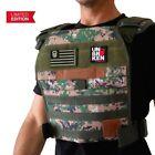 Vest Carrier + Jump Rope Offer