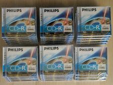 Philips Lightscribe CD-R Rohlinge 28 Stück mit Hülle - CD blank discs