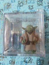 Vintage 1980 Kenner Star Wars Yoda Brown Snake/dark Skin AFA 80+. AMAZING!