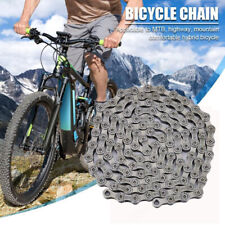 HG73 9 Speed Chain Mountain Bike Chain Silver 116 links Bicycles Chains
