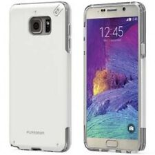 PureGear DualTek Pro Extreme Shock Case for Samsung Galaxy Note 5 - White / Clea
