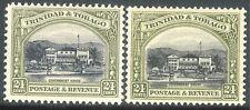 Trinidad and Tobago (until 1962) Multiple Stamps