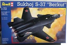 Revell Sukhoj S-37 Berkut 1/72 NIB Model Kit 'Sullys Hobbies'