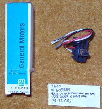 1974-75 Cadillac Power Antenna Switch NOS 1605839