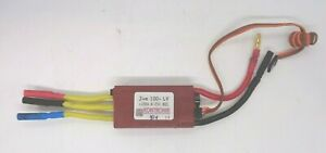 Kontronik JIVE 100 LV ESC (4604) (04270) speed controller excellent condition