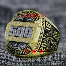 2018 Indianapolis Indy 500 102nd Running Motor Cup Championship Ring 8-14Size