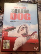 Shaggy Dog - Papa' Che Abbaia... Non Morde (2006) DVD Ologramma Rettangolare
