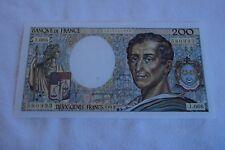 200 FRANCS MONTESQUIEU *** NEUF ***