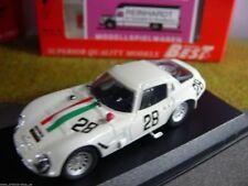 1/43 Best 9118 Alfa Romeo TZ2 Monza 1967 De Leonib / Bi Bona #28