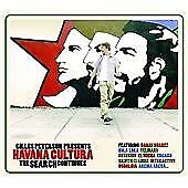 Gilles Peterson - Havana Cultura The Search Continues [New & Sealed] Digipack CD