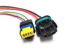 Resistencia Calentadora cableado para PEUGEOT 307 308 5008 PAREJA cphr45wirpe