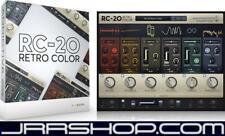 XLN Audio RC-20 Retro Color Plugin eDelivery JRR Shop