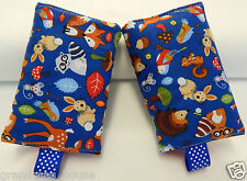 Baby Carrier Dribble Teething Pads Suits Most Carriers + Ergo - Mr Fox & Friends