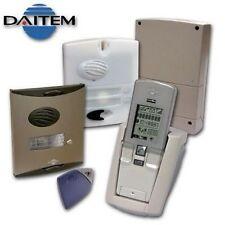 Daitem wireless intercom without keypad for electric gate automation