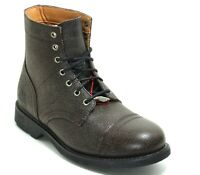 60 Chaussures à Lacets Sneakers Diesel Power Bottes en Cuir Caterpillar 45