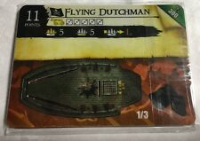Wizkids Flying Dutchman-#300 Promo  Pirates of the Caribbean MISP