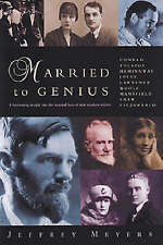 Married to Genius: A Fascinating Insight into the Lives of Nine Modern Writers,M
