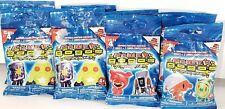 Lot of 8 New Packs Power GoGos Crazy Bones Series 4 Contains 2 GoGo's 2 Cards Ea