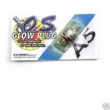 O.S. A5 Short Body Standard Glow Plug (Medium)