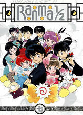Ranma 1/2: TV Series Set 7 New DVD