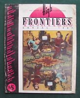 """HIGH FRONTIERS"" - VINTAGE 1987 ANNUAL ISSUE"