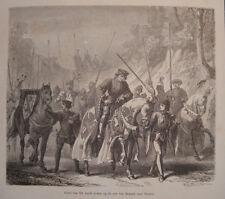 Antique print John III, Marquis of Namur - Jan III van Namen Wijnendale