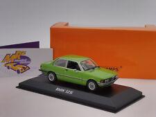 "Maxichamps 940025474 # BMW 323i E21 Limousine Baujahr 1975 in "" grün "" 1:43 NEU"