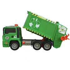 Garbage Truck Toy Dickie Toys 12 Air Pump Dump Vehicle Pay Time Sturdy No Noise