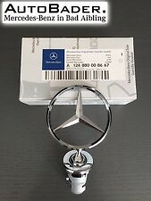 Original Mercedes-Benz Stern W123 W124 W126 W201  A1248800086  ***NEU & OVP***