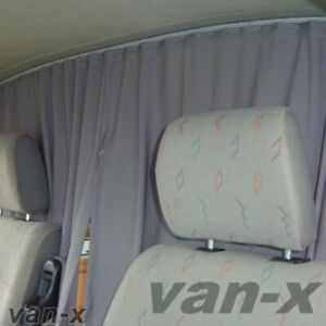 Fiat Doblo Cab Divider Curtain Kit