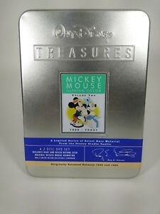 Walt Disney Treasures Mickey Mouse in Living Color Volume Two (1939-Today)