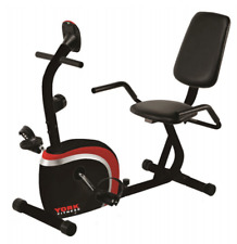 New York Performance Recumbent Bike with Computer, adjustable seat and tension
