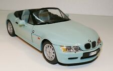 BMW Z3 green UT Models 1/18 dealer edition 80 43 9 420 387 new mb