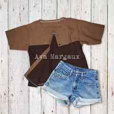 EUC Semi Crop Blouse | S - M