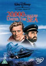 20 000 Leagues Under The Sea DVD Region 2