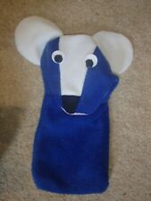 Replica of Rare Vintage Mouse Puppet as seen in Baby Einstein