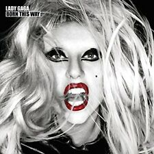 Lady Gaga Born this way (2011) [double CD]