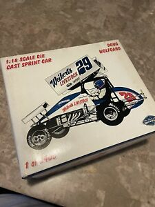 GMP Doug Wolfgang #29 1:18 Die Cast Sprint Car