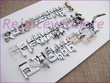 Kenmore Super High Shank Feet Jumbo Set for Sewing Machine Models Listed