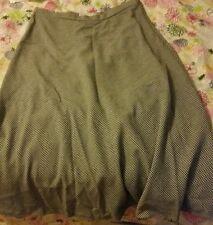 """Michael Kors """"school girl"""" Skirt 12 NWOT"""