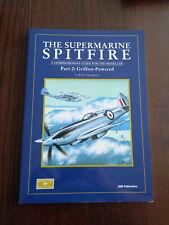 Spitfire Griffon comprehensive guide modeller datafile Sam publications