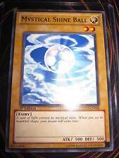 YU-GI-OH! COM MYSTICAL SHINE BALL (SPHERE MYSTIQUE LUMINEUSE) SDLS-EN008 ENGLISH