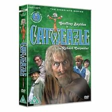 CATWEAZLE - Complete Series  5-Disc Set     New & Sealed      Fast  Post