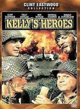Kellys Heroes (DVD, 2000, Clint Eastwood Collection) FREE SHIPPING